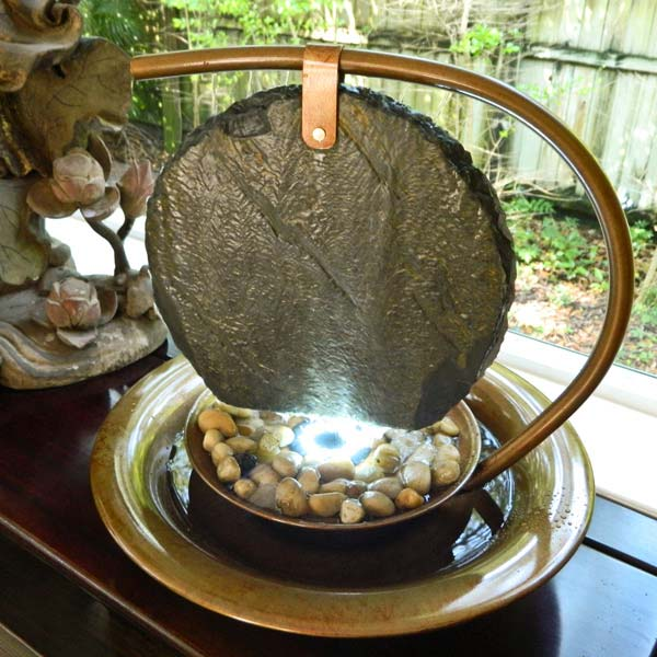 table fountain