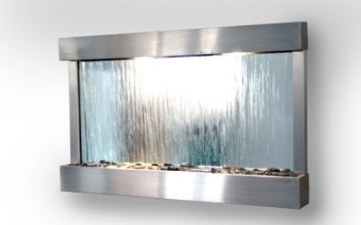 The benefits of installing an indoor water fountain