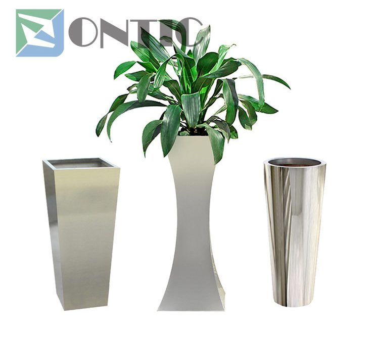 What are the different kinds of plant pots to choose from?