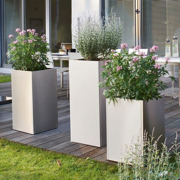 Advantages of Stainless Steel Flower Pots