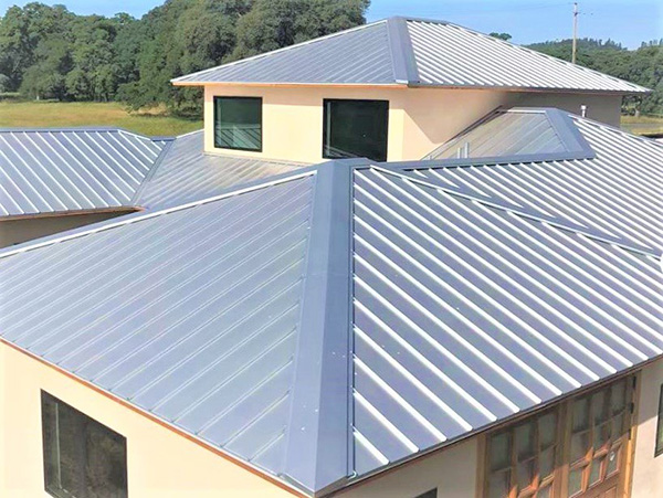 What Environmental Advantages Can You Get For Using Sheet Metal Roofs