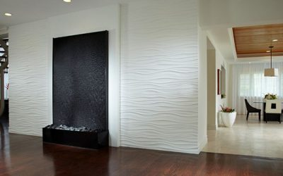 Enhancing Air Quality in Your Home with a Wall Fountain