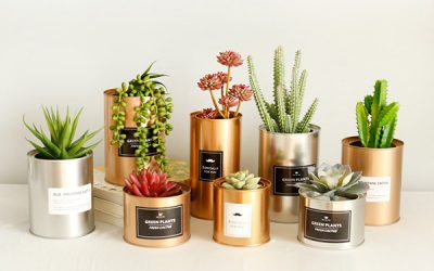 Are Metal Flower Pots Good For Your Plants
