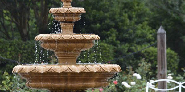 The Added Benefits of Including Water Fountains in your Garden
